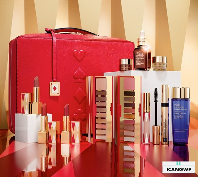 estee lauder holiday Blockbuster icangwp blog 2019 uk