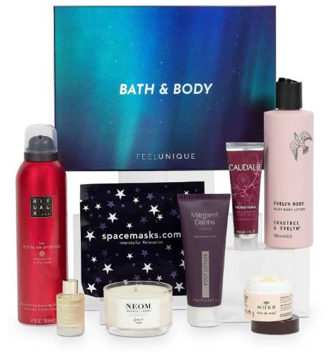 Feelunique Bath Body Gift Set Feelunique