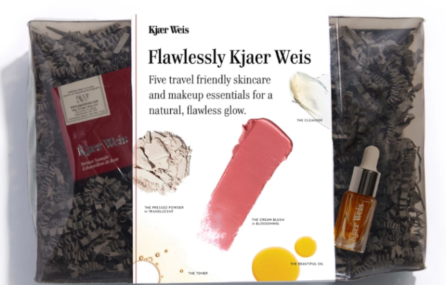Flawlessly Kjaer Weis bluemercury