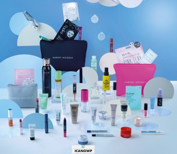 Harvey-Nichols-GWP-October-2019 beauty goody bag icangwp.jpg