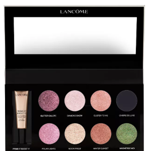 Lancôme Color Design Eyeshadow Palette with Mini Primer Holiday 2019 Edition Bloomingdale s