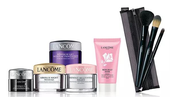 Lancôme Plus spend 80 and get 3 more gifts Bloomingdales icangwp