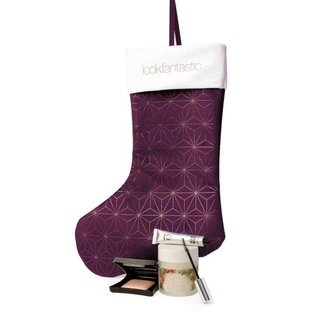 lookfantastic stocking for her 2019 icangwp