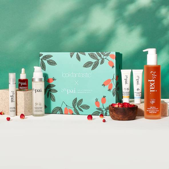 lookfantastic x pai beauty box oct 2019 icangwp beauty blog