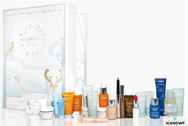 lumene advent calendar 2019 icangwp beauty blog.jpg