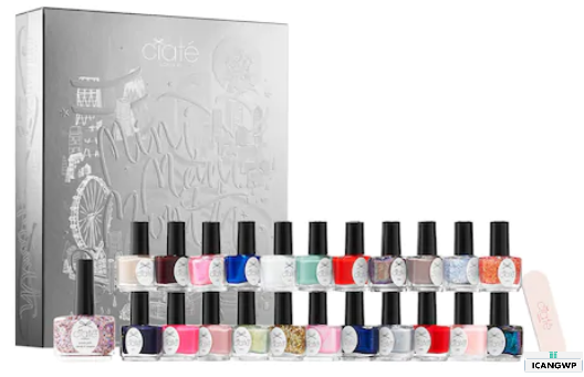 Mini Mani Month Advent Calendar 2019 Ciate London icangwp.png