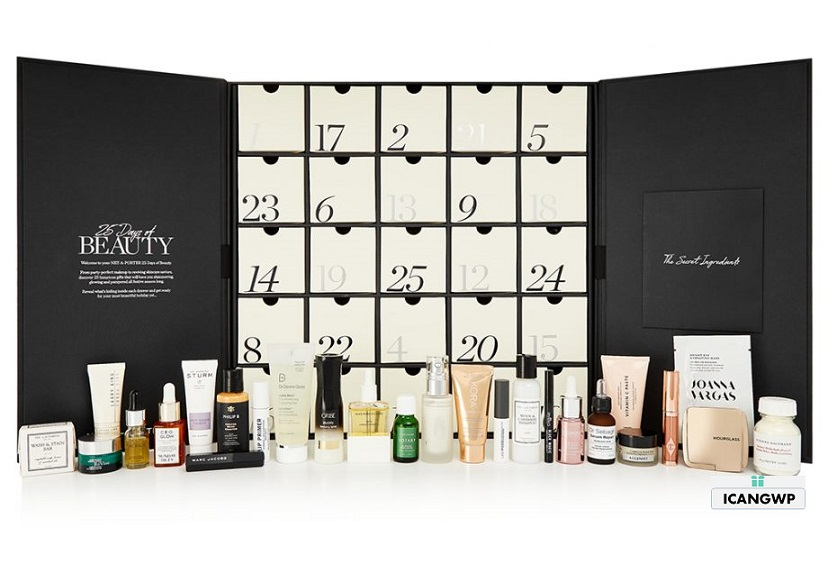 net a porter advent calendar 2019 icangwp beauty blog.jpg