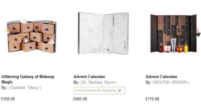Search results for advent Cult Beauty