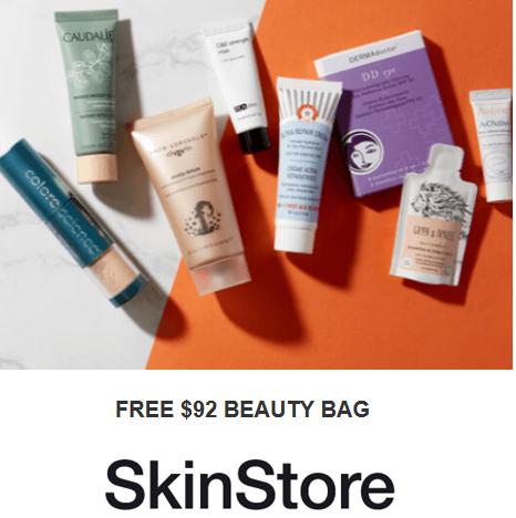 Skinstore Gift Bag