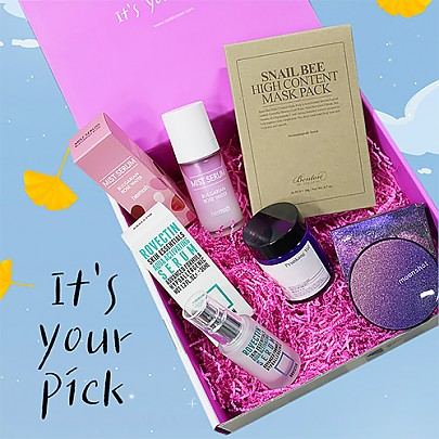 style korean beauty box