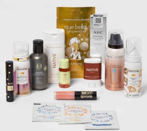 Target Beauty Box target Advent Calendar 2019 icangwp beauty blog
