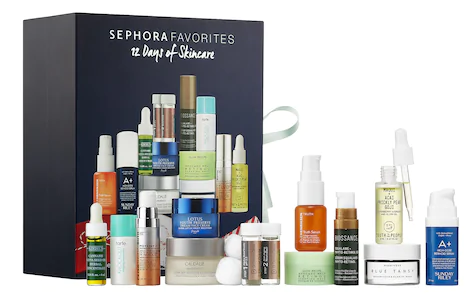 12 Days of Skincare Sephora Favorites Sephora icangwp