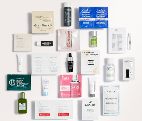 22pc Gift with Purchase w 125 skincare Nordstrom november 2019 icangwp blog