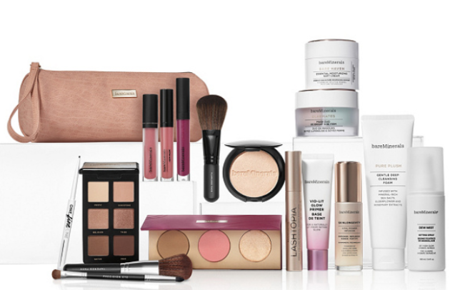 bareMinerals Bare it All Blockbuster 17 Piece Collection — QVC.com