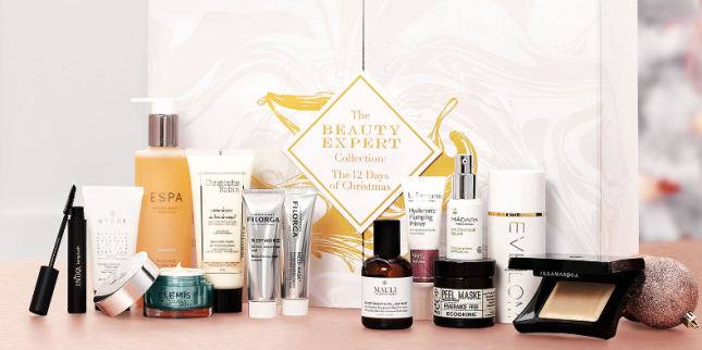 Beauty Expert advent calendar 2019 full spoilers icangwp blog