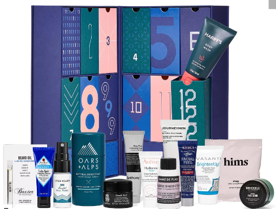 Birchbox Advent Calendar 2019 for him.png