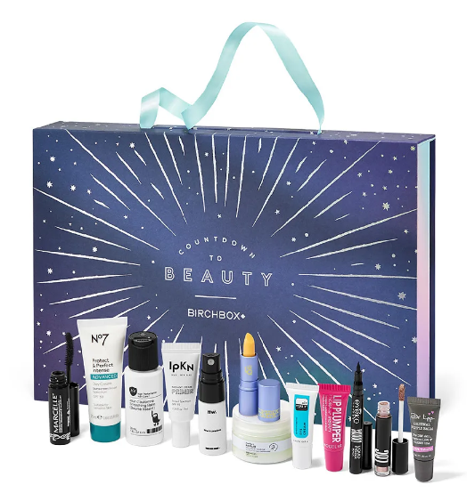 Birchbox Limited Edition Countdown to Beauty 2019 Walgreens