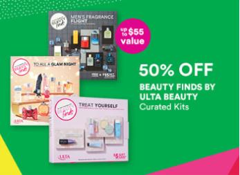Black Friday Ulta Beauty 50 off kit