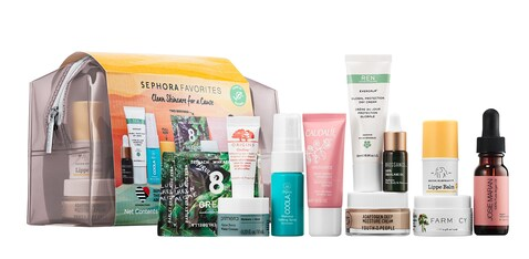Clean Skincare for a Cause Sephora Favorites Sephora
