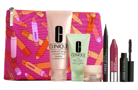 Clinique Yours with any 55 Clinique Purchase Neiman Marcus