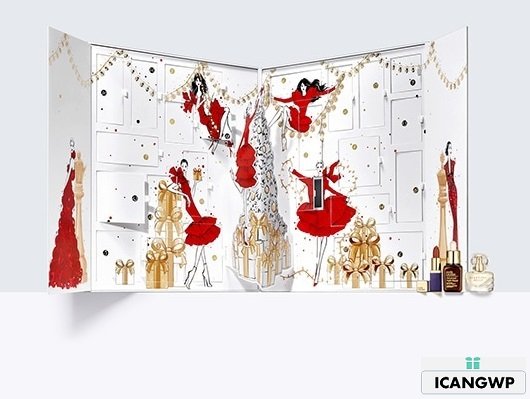 estee lauder advent calendar 2019 usa by icangwp beauty blog