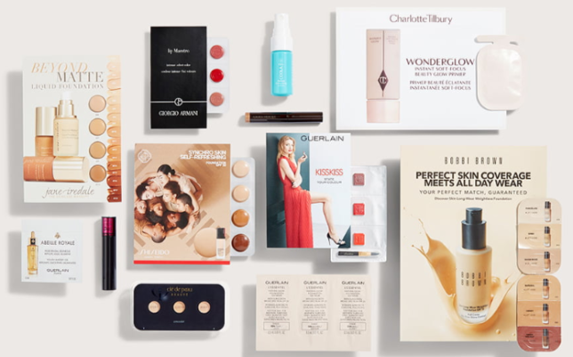 Gift with Purchase with 75 makeup nov 2019 icangwp Nordstrom