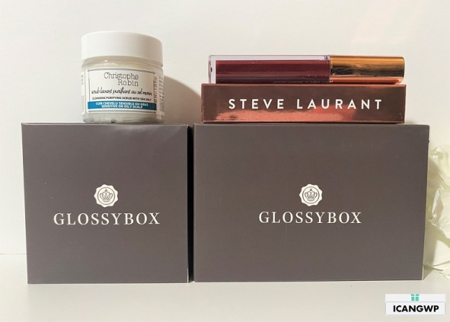 Glossybox advent calendar 2019 USA Icangwp blog day 11 day 12
