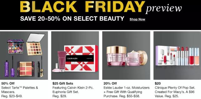 Macys black friday 2019 Beauty Cosmetic Shop Near you Macy s