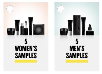 Nordstrom 5 free samples