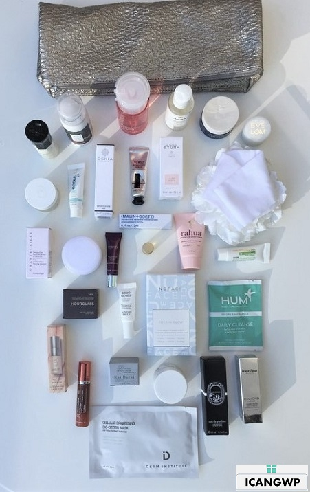 space nk fall gift bag 2019 review by icangwp beauyt blog