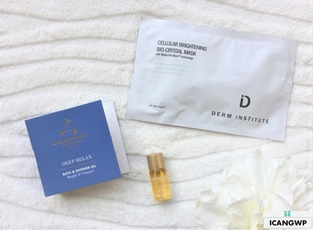 space nk fall gift bag 2019 review by icangwp blog derm institute