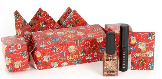 The Liberty Beauty Cracker with Kester Black and Bobbi Brown Liberty London