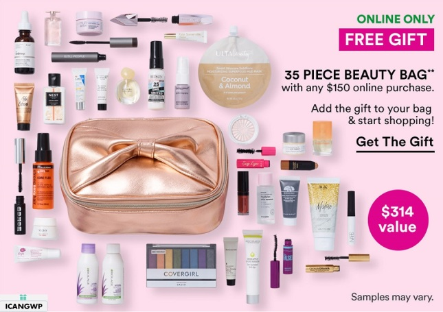 ulta platinum gift bag november 2019