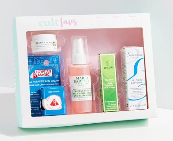 UO Cult Faves Gift Set Urban Outfitters icangwp