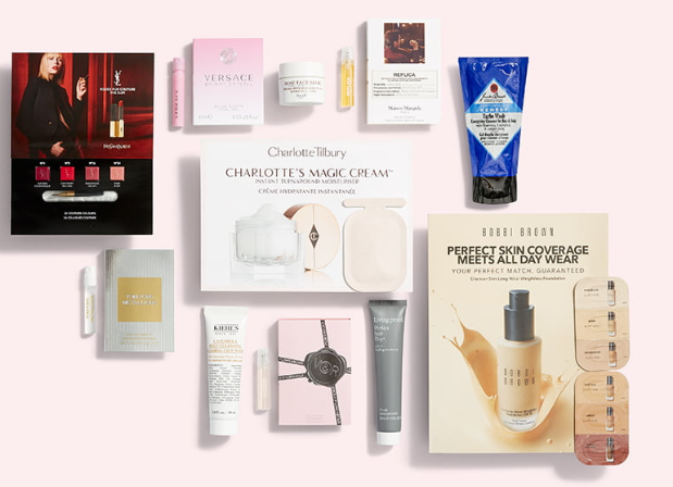 11pc Gift with Purchase Nordstrom icangwp