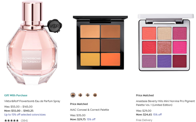 Beauty Fragrance Sale Nordstrom dec 2019 icangwp blog