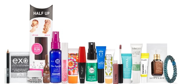 birchbox Spend 150 get 18 products free