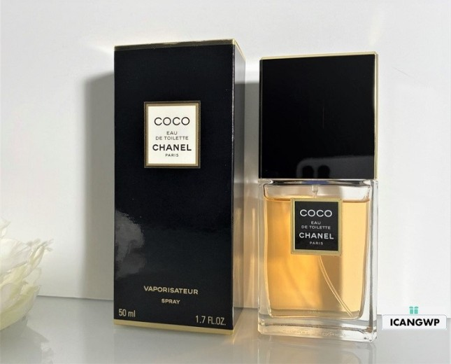chanel coco icangwp