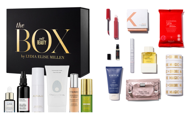cult beauty box dec 2019 goody bag uk icangwp