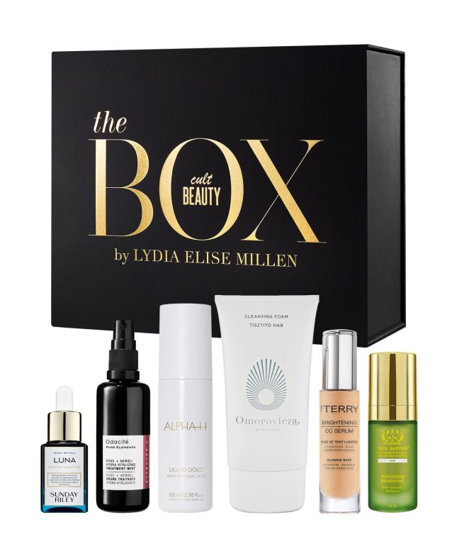 cult beauty lydiamillen_beautybox icangwp