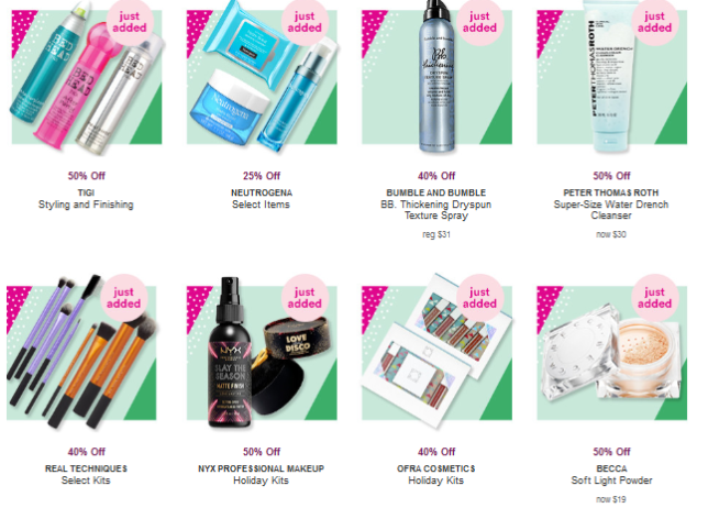 Cyber Monday 2019 Ulta Beauty