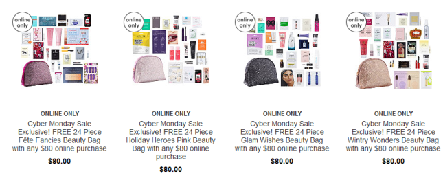 cyber monday Ulta Beauty