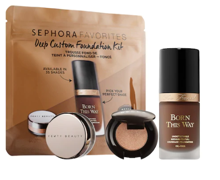 Deep Customizable Foundation Set with Too Faced Born This Way Foundation Sephora Favorites Sepho
