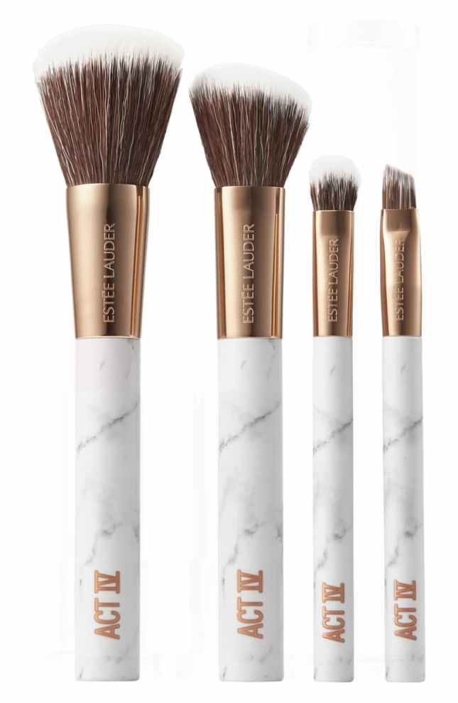 estee lauder act iv brush set nordstrom icangwp blog