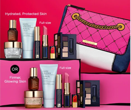 Estee Lauder Christmas Gift Set 2020 Estee Lauder Spring Gift with Purchase 2020 at Lord + Taylor and