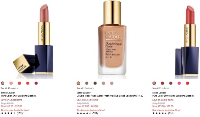 Estee Lauder Makeup Skincare Fragrance Dillard s