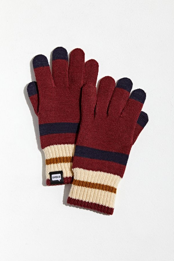 evolg touch screen gloves