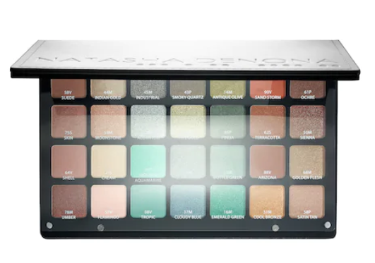 Eyeshadow Palette 28 Natasha Denona Sephora most expensive palette in the world 2019 icangwp beauty blog