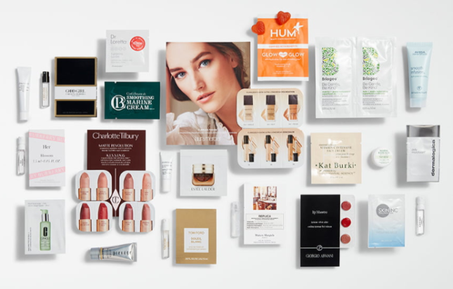 Gift with Purchase Nordstrom cyber monday gift bag 2019 icangwp