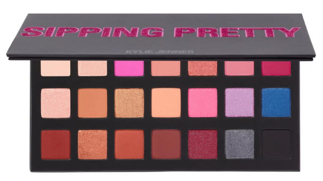 KYLIE COSMETICS Birthday 2018 Sipping Pretty Palette Ulta Beauty